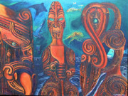 Aotearoa Originals - Origins of whakairo by Arthur Thatcher