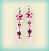 Gift Jewelry - Orly Zeelon The Long And Lean Earrings by Orly Zeelon