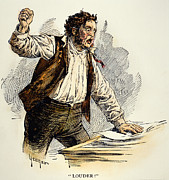 Owen Lovejoy (1811-1864) Print by Granger