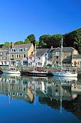 Kernow Photos - Padstow by Carl Whitfield