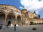 Catherdral Prints - Palermos Cathedral Print by Ben Frame