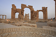 Palmyra Photos - Palmyra Ruins, Syria, by Michele Falzone