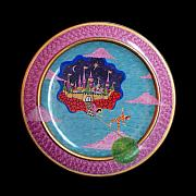 Decoration Ceramics Originals - Paradise under the sky. by Vladimir Shipelyov