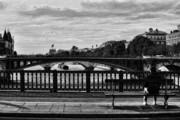 Chuck Kuhn - Paris Seine River