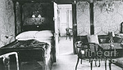 First-class Prints - Parlour Suite Of Titanic Ship Print by Photo Researchers