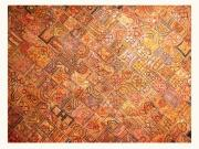 Patchwork Quilts Tapestries - Textiles Originals - Patchwork Bed Cover by Dinesh Rathi
