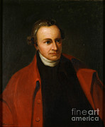 Patrick Framed Prints - Patrick Henry, American Patriot Framed Print by Science Source