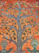 Pattern Of Art In Asia Print by Setsiri Silapasuwanchai