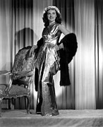 Evening Gown Photos - Paulette Goddard, Paramount Pictures by Everett