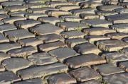 Cobblestones Prints - Pavement Print by Michal Boubin