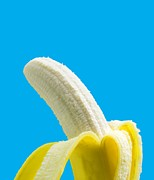 Peeled Prints - Peeled Banana Print by Victor Habbick Visions