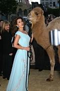 Penelope Cruz, Camel At Arrivals Print by Everett