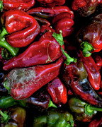 Food - Peppers by Robert Ullmann