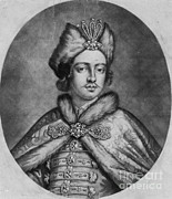 Problems Prints - Peter The Great, Emperor And Autocrat Print by Photo Researchers