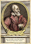 Pierre Photo Posters - Petrus Ramus, French Philosopher Poster by
