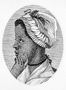 Hand On Chin Posters - Phillis Wheatley 1753-1784, The First Poster by Everett