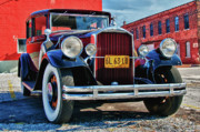 Antique Automobile Originals - Pierce Arrow 3468 by Guy Whiteley
