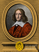 Analytic Framed Prints - Pierre De Fermat, French Mathematician Framed Print by Photo Researchers, Inc.