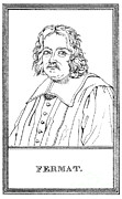 Analytic Framed Prints - Pierre De Fermat, French Mathematician Framed Print by Science Source