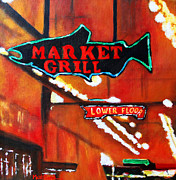 Marti Green - Pike Place Market...