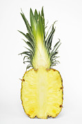Vitamin-containing Posters - Pineapple Ananas comosus Poster by Matthias Hauser