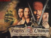 Blockbuster Originals - Pirates Of The Carribean by Sandeep Kumar Sahota