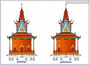 Khmer Sculpture Sovann Men - Plan Buddhist Temple of...