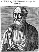 4th Prints - Plato (427?-347 B.c.) Print by Granger