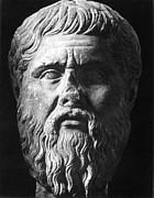 Plato (c427 B.c.-c347 B.c.) Print by Granger