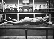 Archaeological Photos - Pompeii: Plaster Cast by Granger