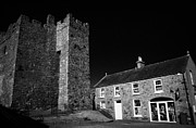 Information Prints - Portaferry Castle And Tourist Information Centre County Down Northern Ireland Print by Joe Fox