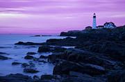 Portland Head Lighthouse Print by Brian Jannsen