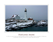 Jim McDonald Photography - Portland Headlight