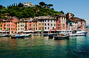 Portofino Italy Photo Framed Prints - Portofino Italy Framed Print by Xavier Cardell