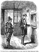 Daily Mail Posters - POST OFFICE, c1860 Poster by Granger