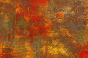 Abstract Metal Prints - Price of Freedom Metal Print by Christopher Gaston