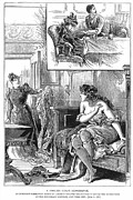 Prostitution Prints - Prostitution, 1892 Print by Granger