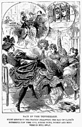 Prostitution Prints - Prostitution, 1895 Print by Granger