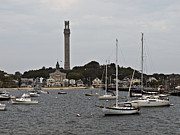 Hatches Harbor Prints - Provincetown Print by Daniela Kriva