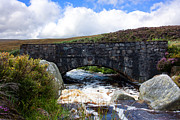 Moorland Posters - PS I Love You Bridge in Ireland Poster by Semmick Photo