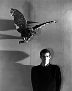 Psycho, Anthony Perkins, 1960 Print by Everett