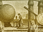 Ptolemy Prints - Ptolemy, Alexandria Observatory, 2nd Print by Science Source