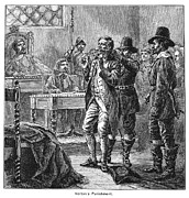 Puritan Punishment Print by Granger