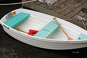 Dinghy Photos - Ready to Go by Suzanne Gaff