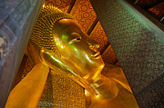 Pictures Photo Originals - Reclining Buddha by James O Donnell