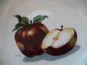 Anke Wheeler - Red Apples