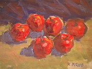 Ken Krug - Red Apples