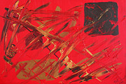 Kate Farrant - Red Oriental Feel