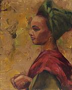 African-american Originals - Regal Beauty by Billie Colson