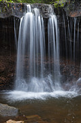 Water Flowing Prints - Relative Dynamic Viscosity Print by John Stephens